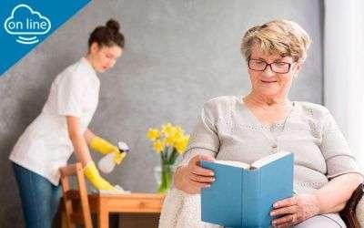 UF0126 - Mantenimiento, limpieza y organización del domicilio de...