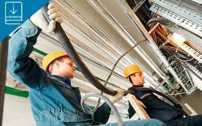 UF0895 - Mantenimiento de redes eléctricas subterráneas de baja...
