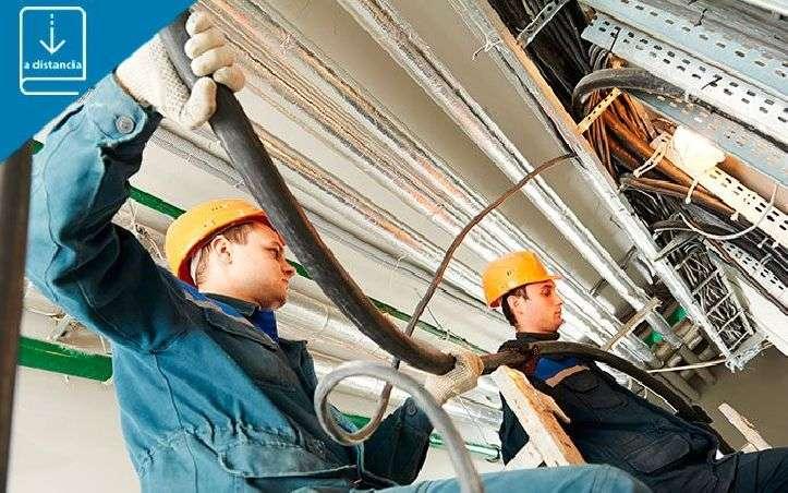 Mantenimiento de Redes Eléctricas Subterráneas de Baja Tensión