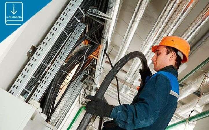 Montaje de Redes Eléctricas Subterráneas de Baja Tensión
