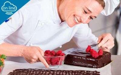 UF1097 - Elaboración y presentación de postres de cocina - online
