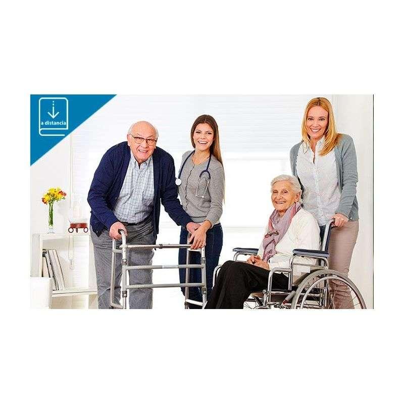 Intervención con Familias de Personas con Discapacidad