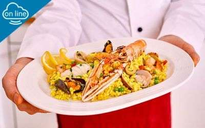 UF0071 - Cocina española e internacional - online