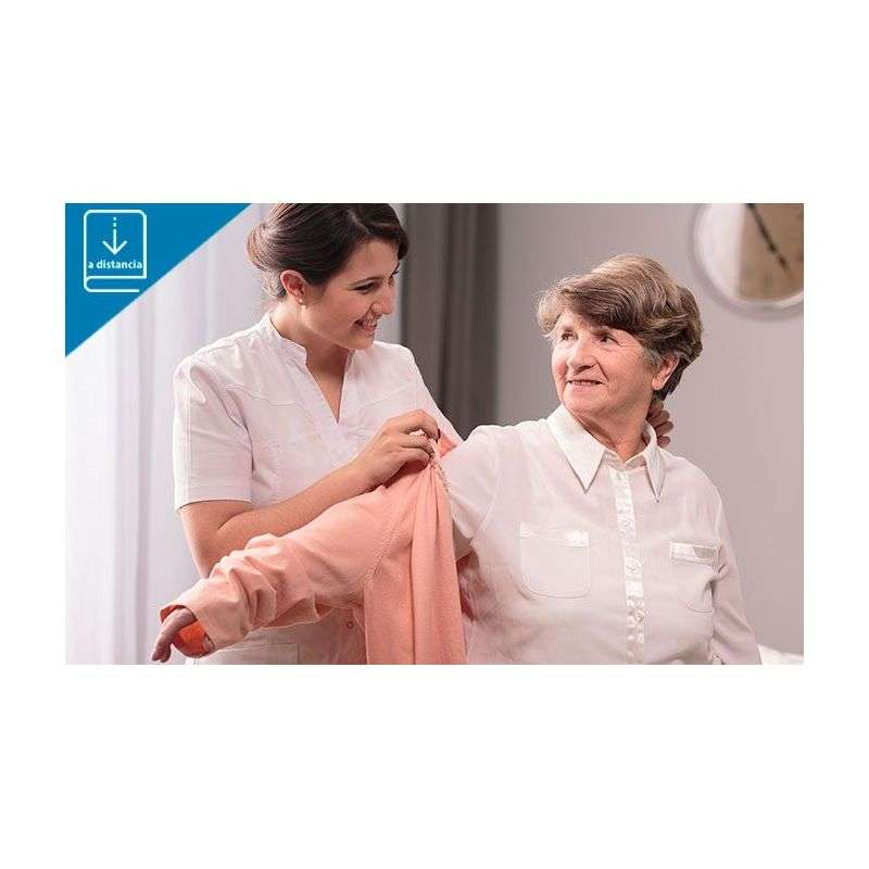 Características y Necesidades de Atención Higienicosanitarias de las Personas Dependientes - A Distancia