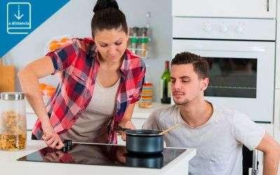 Gestión, Aprovisionamiento y Cocina en la Unidad Familiar de Personas Dependientes