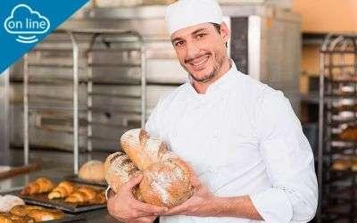 UF0291 - Elaboración de productos de panadería - online