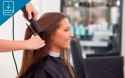 MF0350_2 - Cambios de forma permanente del cabello - a distancia