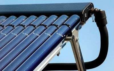 Energía solar térmica - online