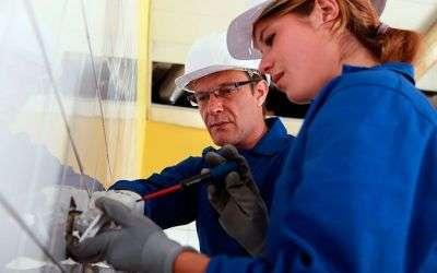 Prevención de Riesgos Laborales Sector Electricidad