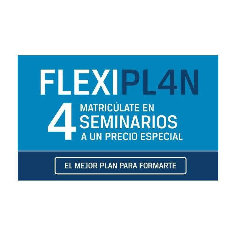 Flexiplan Seminarios online