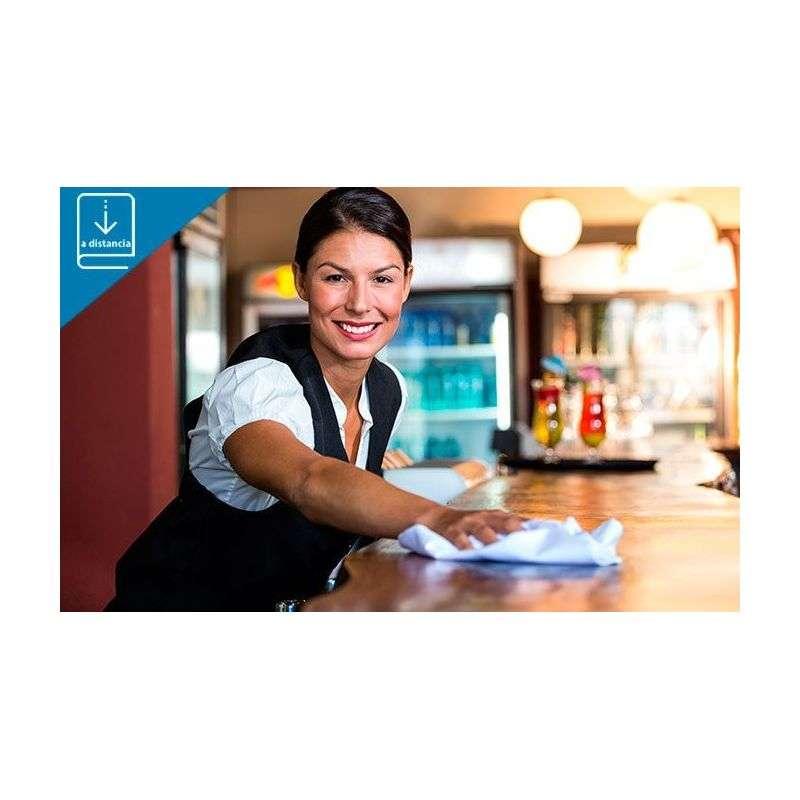 MF0711_2 - Seguridad e Higiene y Protección ambiental en hostelería - A Distancia