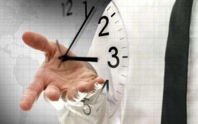 Distribución flexible del tiempo de trabajo