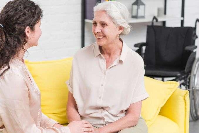 Curso cuidado de ancianos
