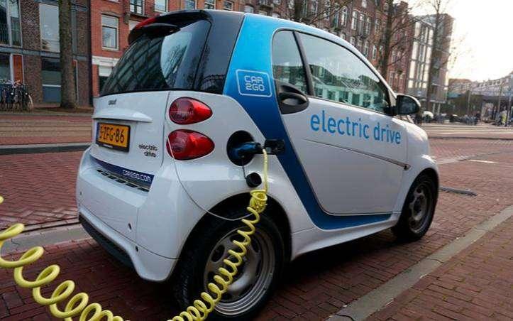 Curso vehículos eléctricos