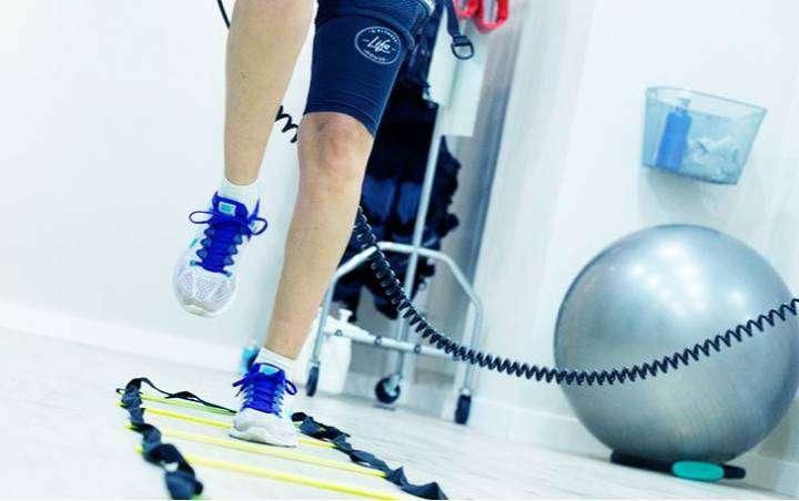 Curso de fisioterapia