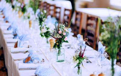 Organización de eventos - Wedding Planner