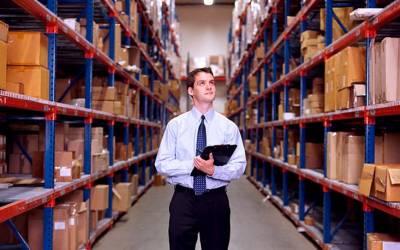 Diseño y gestión de almacén