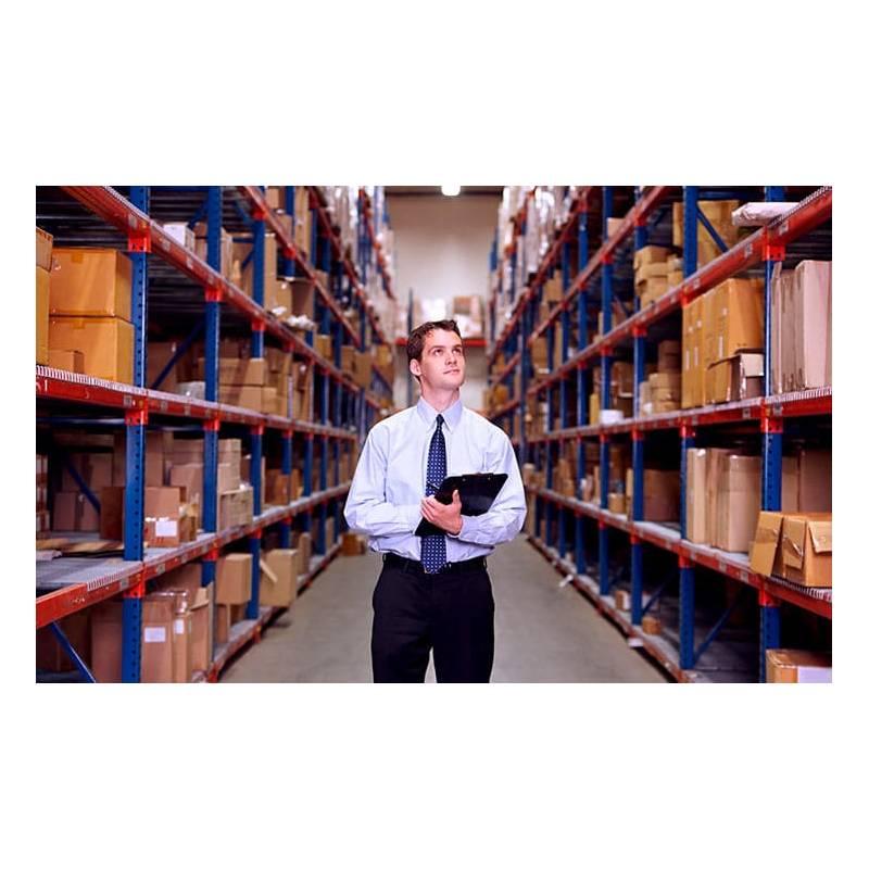 Curso de logística y gestión de almacén