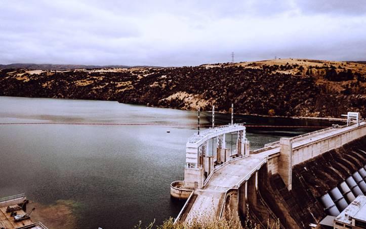 Curso energia del agua