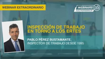 Webinar: Inspección de Trabajo y Seguridad Social en materia de...