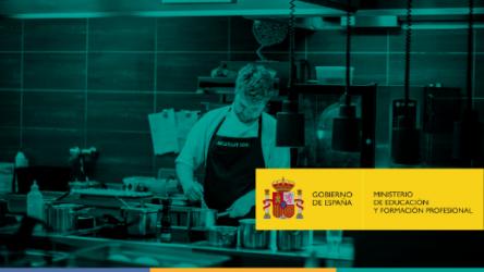 HOTR0408 Certificado de Profesionalidad Cocina - Semipresencial