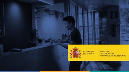 Certificado de Profesionalidad Recepción en alojamientos - HOTA0308