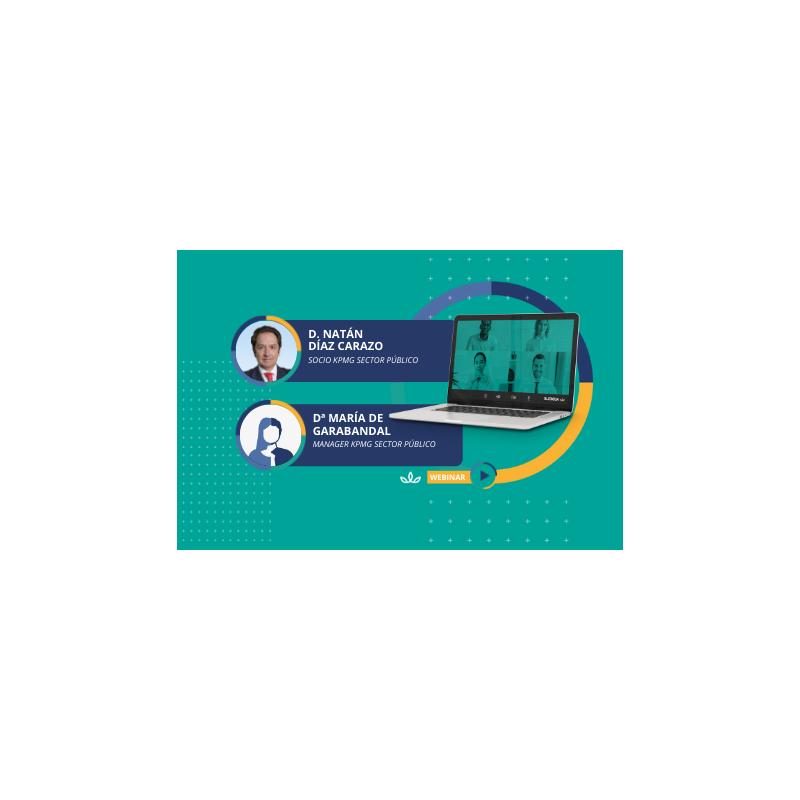 Webinars fondos europeos con KPMG