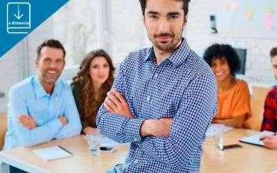 Dirección de la actividad empresarial de pequeños negocios o...