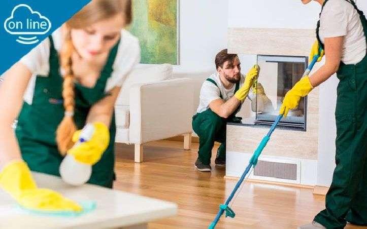 Limpieza y Puesta a Punto de Pisos y Zonas Comunes en Alojamientos