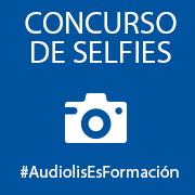 Concurso de selfies de Audiolis