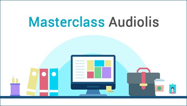 Masterclass Audiolis: La formación en vídeo más práctica para tu profesión