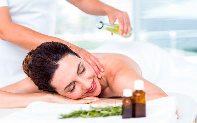 curso de aromaterapia y flores de bach