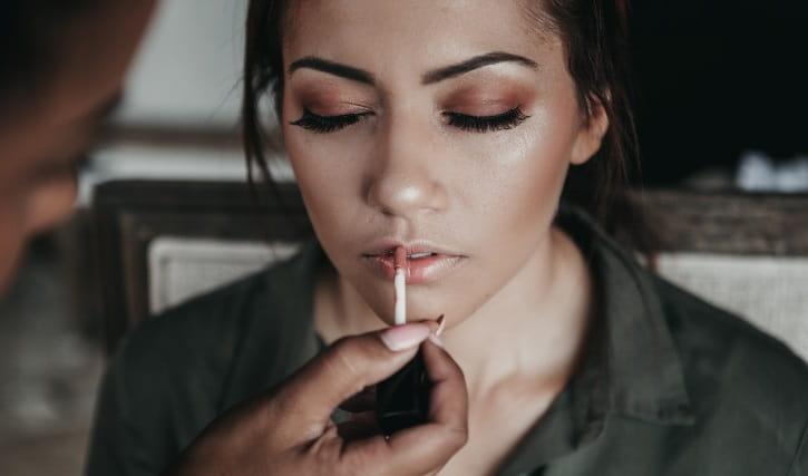 curso maquillaje sombras
