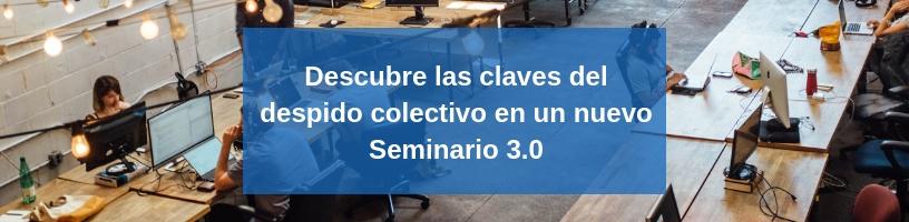 seminario sobre el despido colectivo