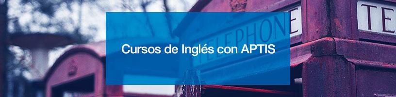 Cursos de Inglés con APTIS