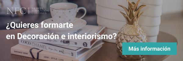 Ver curso en decoración e interiorismo