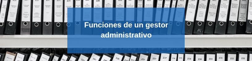 certificado de profesionalidad gestión administrativa