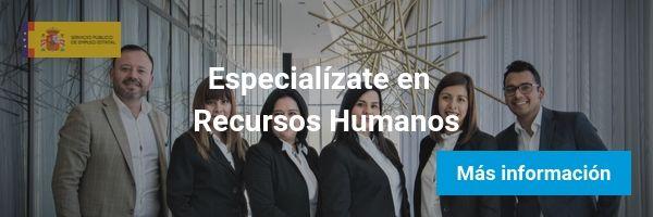 curso oficial recursos humanos