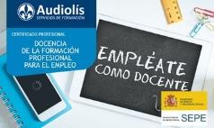 Certificado de Profesionalidad en Docencia
