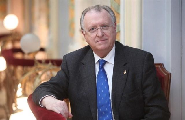 jose blas fernandez presidente consejo andaluz de colegios de graduados sociales