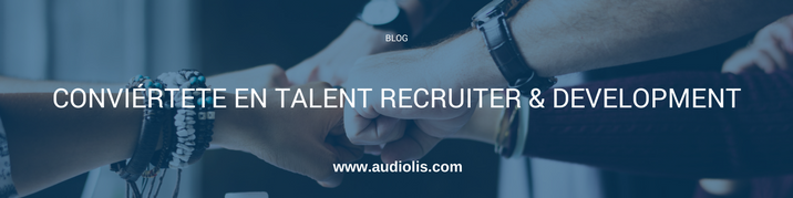 Quiero ser talent recruiter
