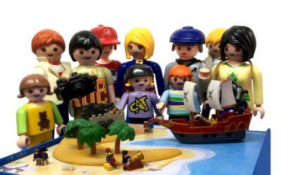 Disfruta en Antequera con los dioramas finalistas del Concurso Nacional Playmobil