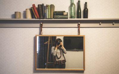 ¿Te gusta lo que ves en el espejo?