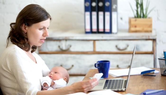 Las prestaciones por maternidad en las trabajadoras autónomas