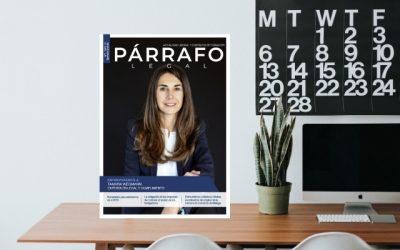 Nuevo número de nuestra revista Párrafo Legal