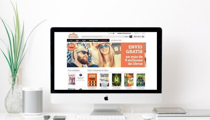 Peter Books, el nuevo marketplace de libros de las nuevas generaciones