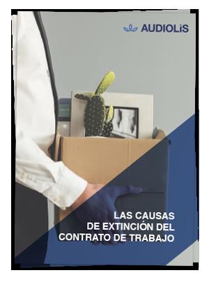 Ebook gratis: Las causas de extinción del contrato de trabajo