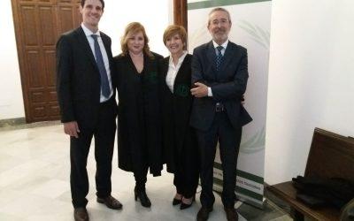 Audiolís colabora en el acto de celebración del II premio de Justicia Social Andaluza