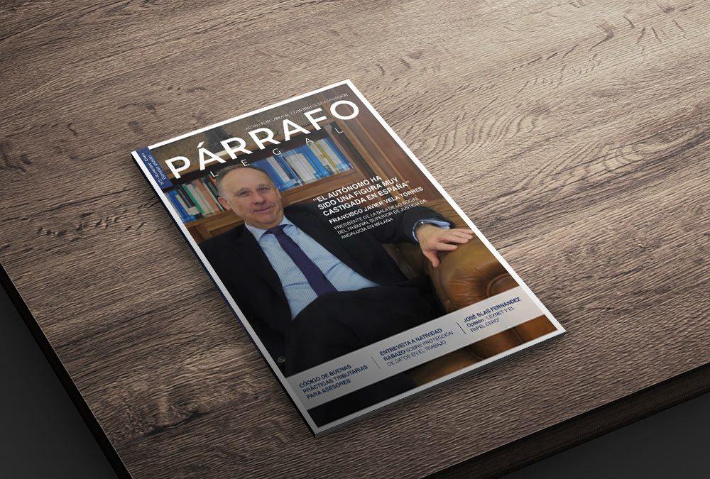 Nuevo número de la revista Párrafo Legal