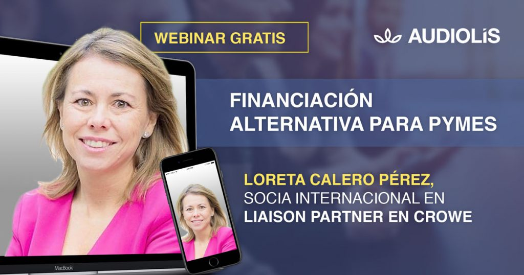 Financiación alternativa para PYMES - Loreta Calero